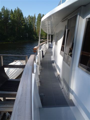 Our decking is used on many boats